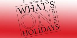 Holiday shows at the Playhouse