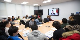 UNB Economic Class Talks Money with Minister of Finance Bill Morneau