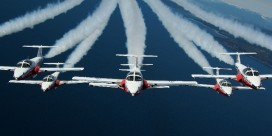 Snowbirds & CF-18 Demo Team Coming to Air Show Atlantic in Miramichi
