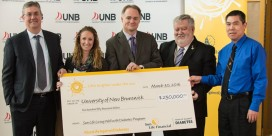 UNB receives $250,000 from Sun Life Financial for Diabetes Prevention & Care