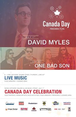 Canada Day Fredericton
