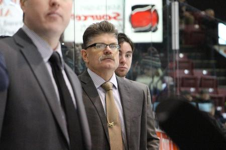 "UNB Varsity Reds hockey coach Gardiner MacDougall will deliver a presentation entitled ""Grit to Great,"" this coming Tuesday evening(June 7), in the Victoria Room, at the Delta Fredericton."