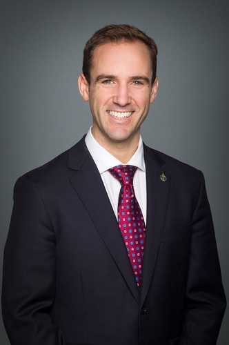 The Fredericton Chamber of Commerce is hosting guest speaker, Matt DeCourcey, MP for Fredericton at a Parliamentary Breakfast on Tuesday, June 28, 2016.