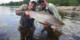 Miramichi Fishing Report for Week of July 21, 2016