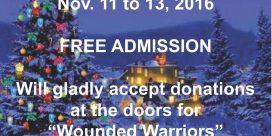 Fredericton Christmas Show 2016
