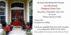 11th Annual Christmas House Tour in Minto