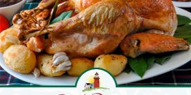 """Book Review: """"Rock Recipes: Christmas"""" by Barry C. Parsons"""