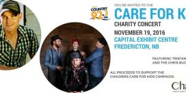 Care for Kids Charity Concert at the Capital Exhibit Centre