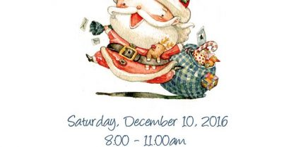 Minto Community Youth Centre's Annual Breakfast with Santa
