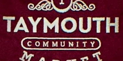 Last Taymouth Community Market for 2016