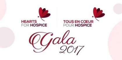Hospice Fredericton's Heart for Hospice Gala
