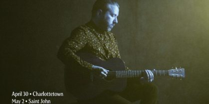 An Evening with City and Colour – Solo