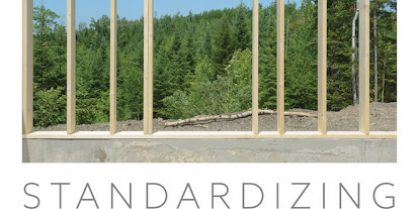 """""""Standardizing Nature"""" at the UNB Art Centre opens May 19th with Artist Walking Tour"""