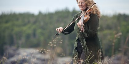 Katherine Moller CD Release with Symphony New Brunswick