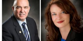 New chair and vice-chair named to Board of Governors at UNB