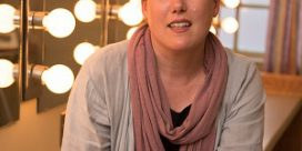 Tania Breen receives Playhouse Honours