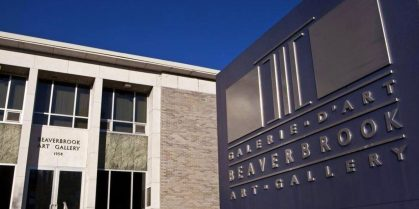 Family Art Day at the Beaverbrook Art Gallery