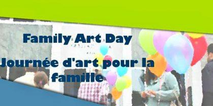 Beaverbrook Art Gallery Family Art Day