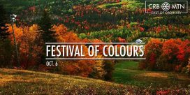 Fall Festival of Colours at Crabbe Mountain