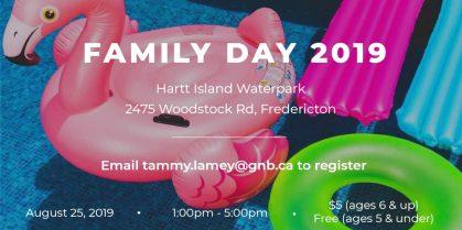 APEGNB Fredericton Family Day 2019