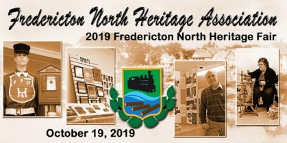 Fredericton North Heritage Fair