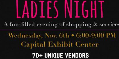 4th Annual Ladies Night
