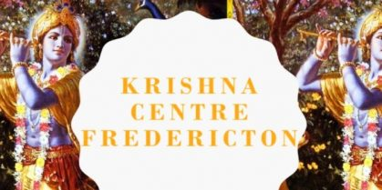 Sunday's Morning of Bhakti – Musical Meditation for the Soul at Krishna Centre Fredericton