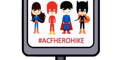 ACF's (Autism Connections Fredericton) Virtual SuperHero FunRun/Walk for Autism