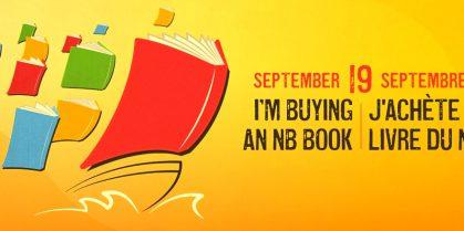 September 19, I'm buying an NB book!