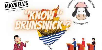"Dinner and a Show – ""Know Brunswick ?"""