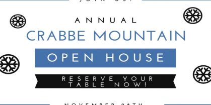 Crabbe Mountain Open House