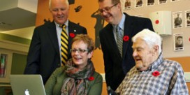 Local veterans get internet access in time for Remembrance Day