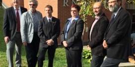 UNB pays tribute to artificial limb pioneer Bob Scott