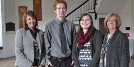 UNB and JDI Celebrate Four New Scholarship Recipients