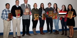 Fredericton Rowing Club Awards Winners Recognized