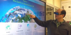 New EarthView3D Technology Developed at UNB