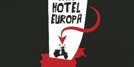 """Book Review: """"Knife Party at the Hotel Europa"""" by Mark Anthony Jarman"""