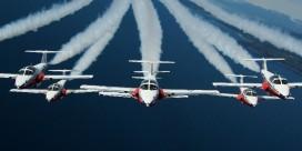 Snowbirds & CF-18 Demo Team Coming to Air Show Atlantic in Miramichi