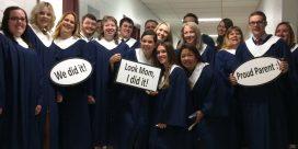Celebrating NBCC's graduating class of 2016