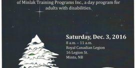 Fundraising Breakfast for Minlak Training Programs Inc.