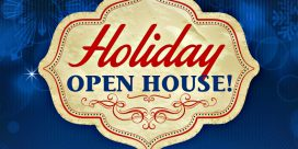 Fredericton Public Library Holiday Open House