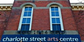 February Happenings at the Charlotte Street Arts Centre