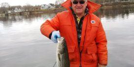 Miramichi Fishing Report for Thursday, April 27, 2017
