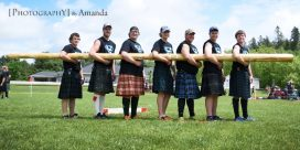 Perth-Andover's Gathering of the Scots Festival