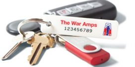 War Amps Key Tag Service