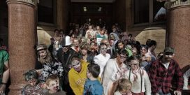 10th Annual Fredericton Zombie Walk and Food Drive 2018