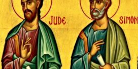 6th Annual Celebration Day for Saints Simon and Jude Feast Day