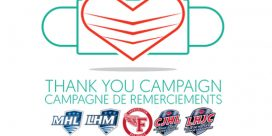 THANK YOU Decal Campaign Shows Support to Front Line Workers