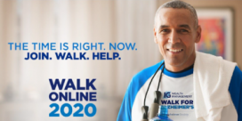 Walk for Alzheimer's – Walk Online 2020