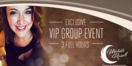 Fredericton VIP – Psychic Medium Michelle Russell